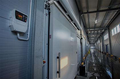 Accesorios para cámaras frigoríficas