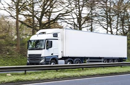 Transporte frigorífico sector logístico