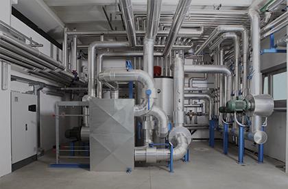 Climatización industrial Barcelona