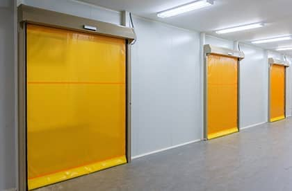 Cámaras frigoríficas modulares Barcelona